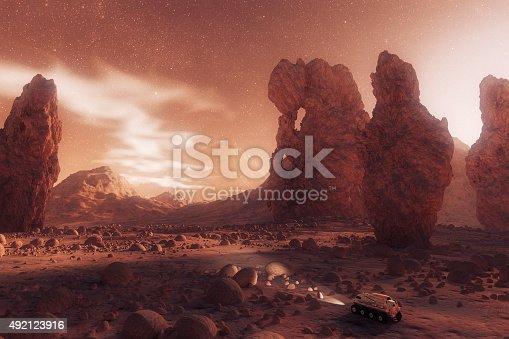 Mars terraforming and colonization.