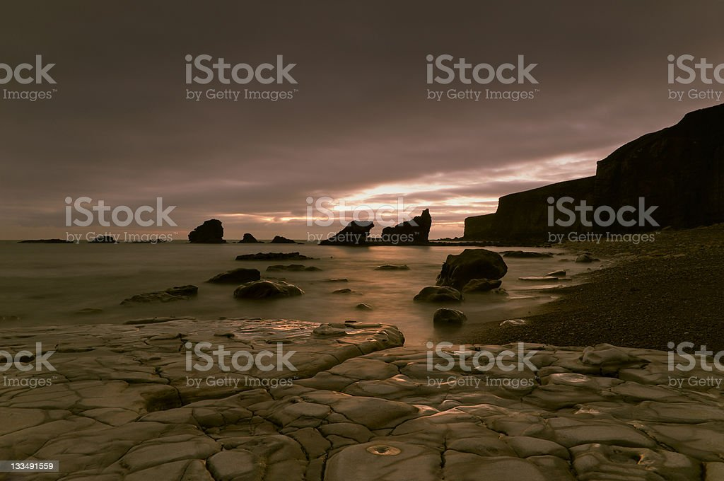 Marsden Bay royalty-free stock photo