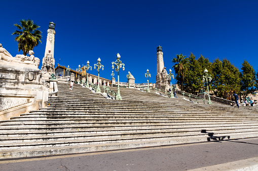 Marseille Saint Charles Station France Stock Photo - Download Image Now