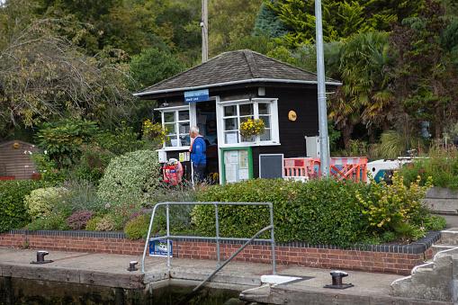 Marsh Lock. Henley On Thames, United Kingdom