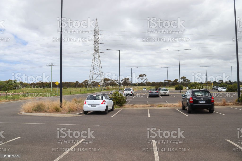 Marshall Train Station Car Park Stock Photo Download Image Now Istock