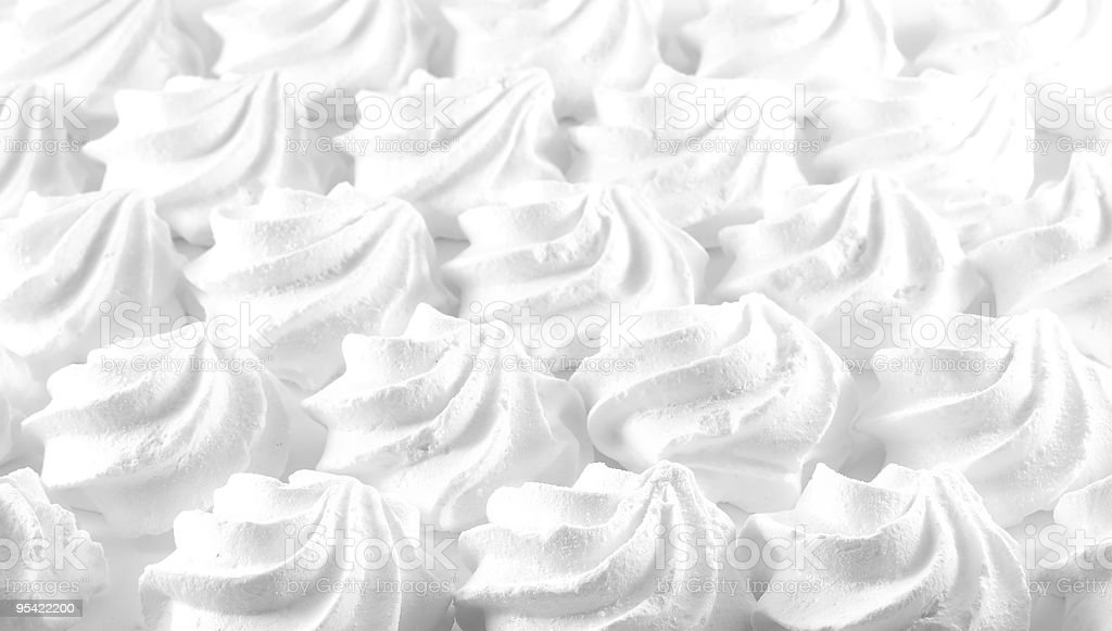 marshmallow-Kuchen Lizenzfreies stock-foto