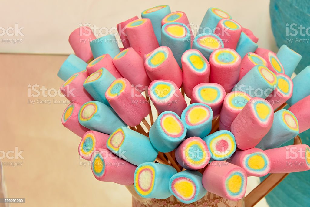 Marshmallow royalty-free stock photo