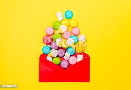 istock marshmallows in red envelope 807096088