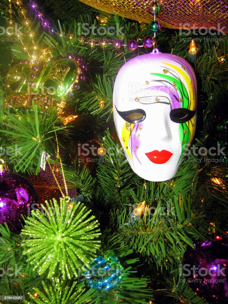 Marti Gras Mask stock photo