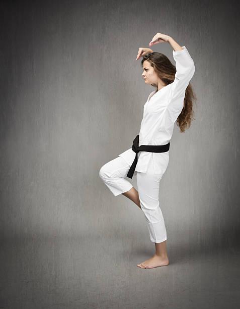 sexy karate
