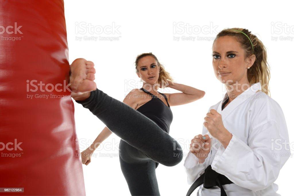 Martial Arts und Fitness – Foto