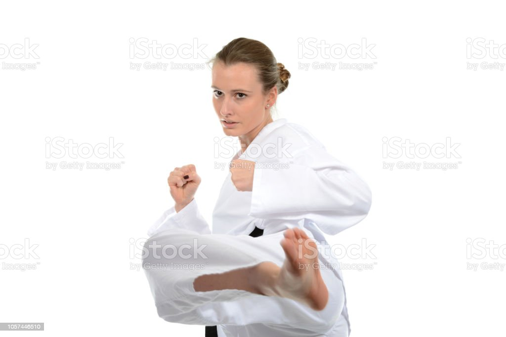 Martial arts Meaningful Motion stock photo