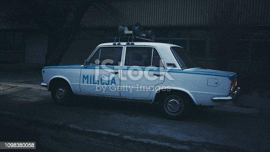 Militia car details