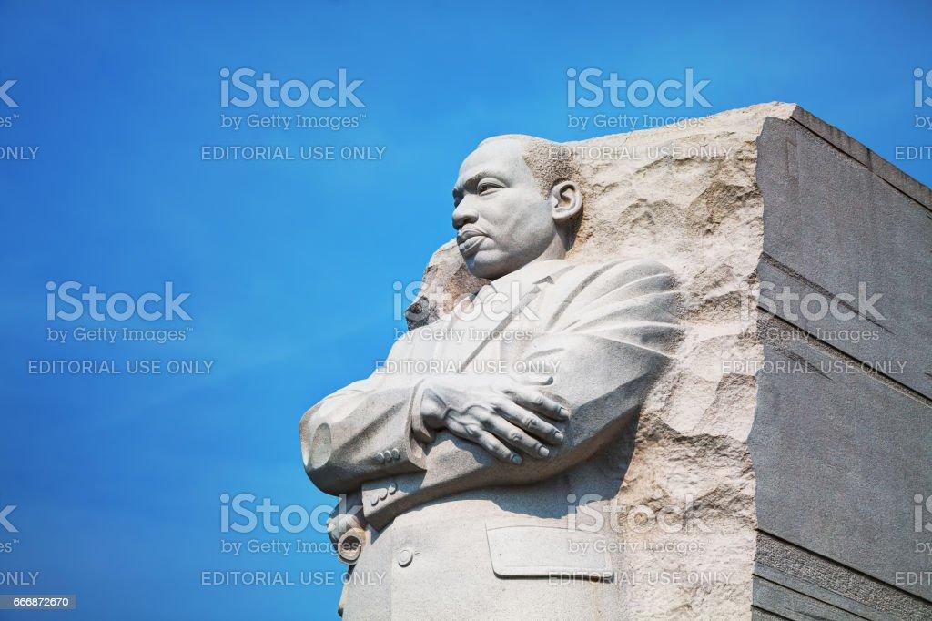 Monument commémoratif de Martin Luther King, Jr. à Washington, DC - Photo