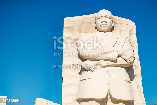 istock Martin Luther King Junior Memorial 952808994