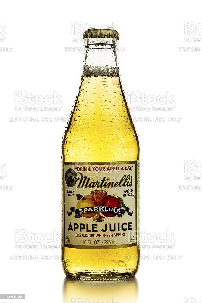 Martinellis Sparkling Apple Juice Stock Photo Download Image Now Istock