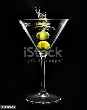 istock Martini glass 516986068