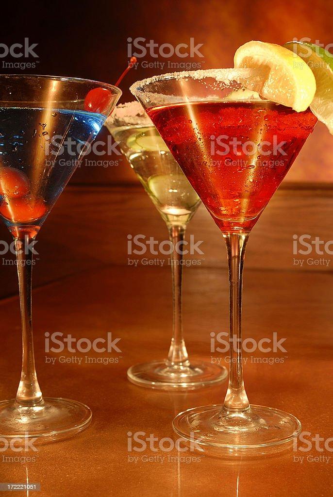 martini royalty-free stock photo