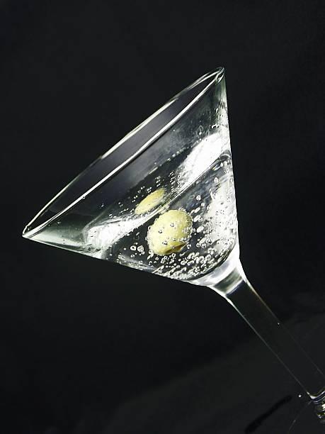 martini - oliven wohnzimmer stock-fotos und bilder