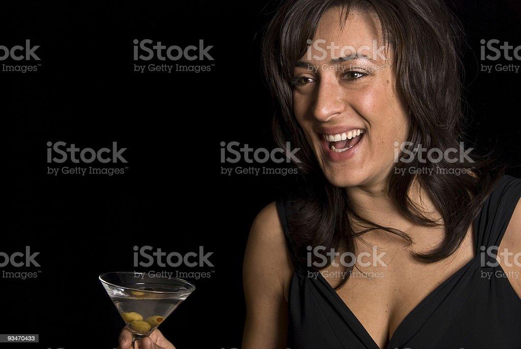 Martini Portraits royalty-free stock photo