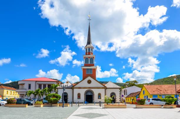 Martinique Anse d'Arlet village