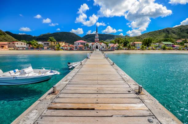 Martinique beach Anse d'Arlet