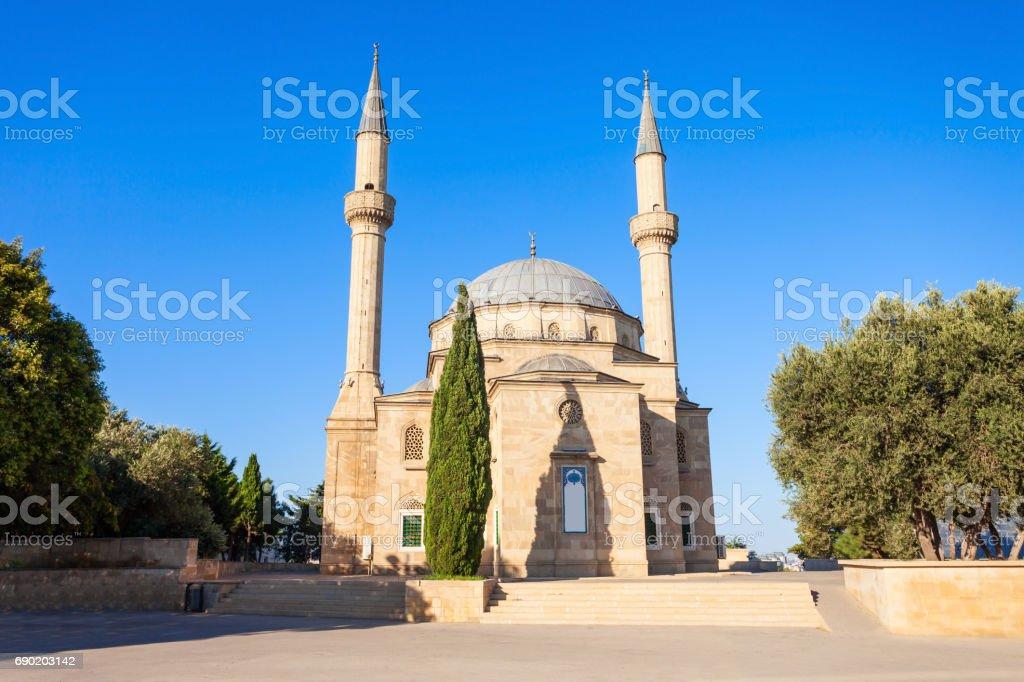 Carril de mártires en Bakú - foto de stock