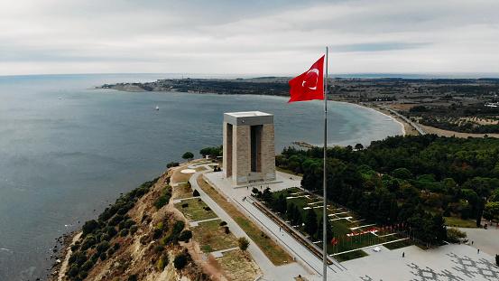 Martyrs' Memorial.