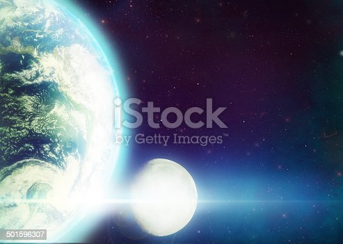 istock Marvel at the wonder of our home 501596307
