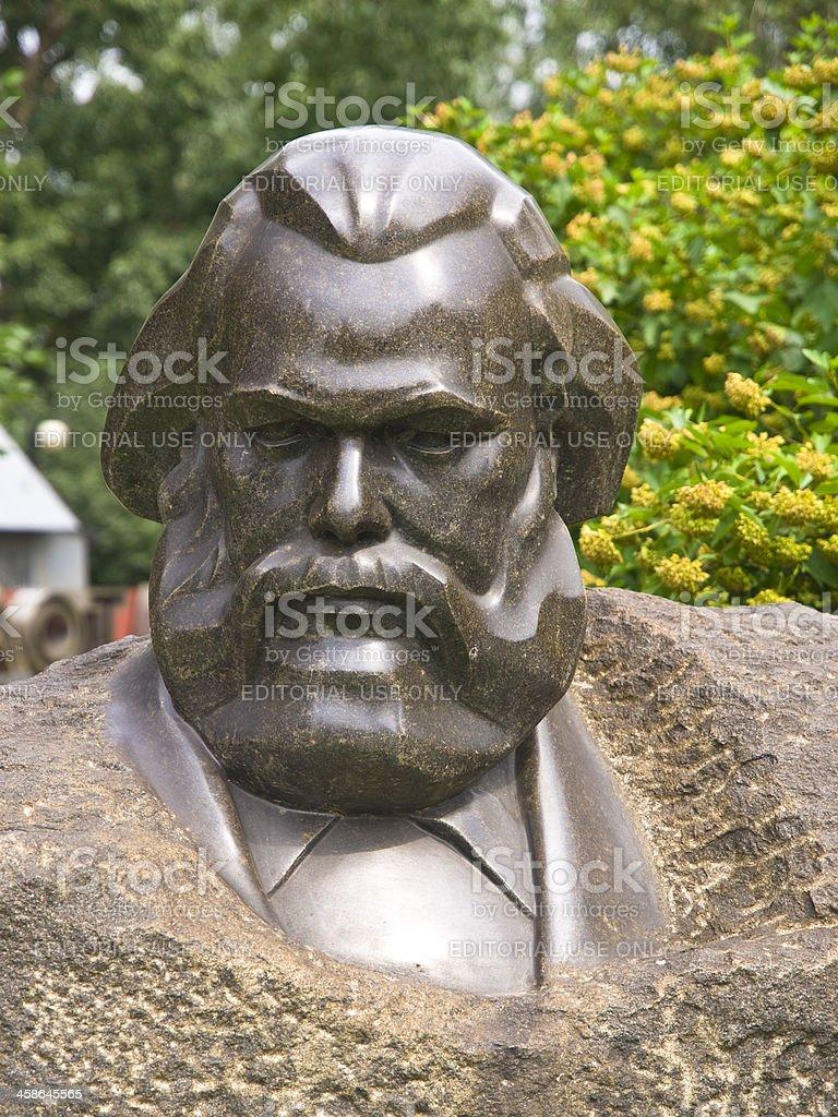 Marx stock photo