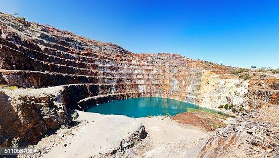 istock Mary Kathleen mine near Mount Isa 511058706