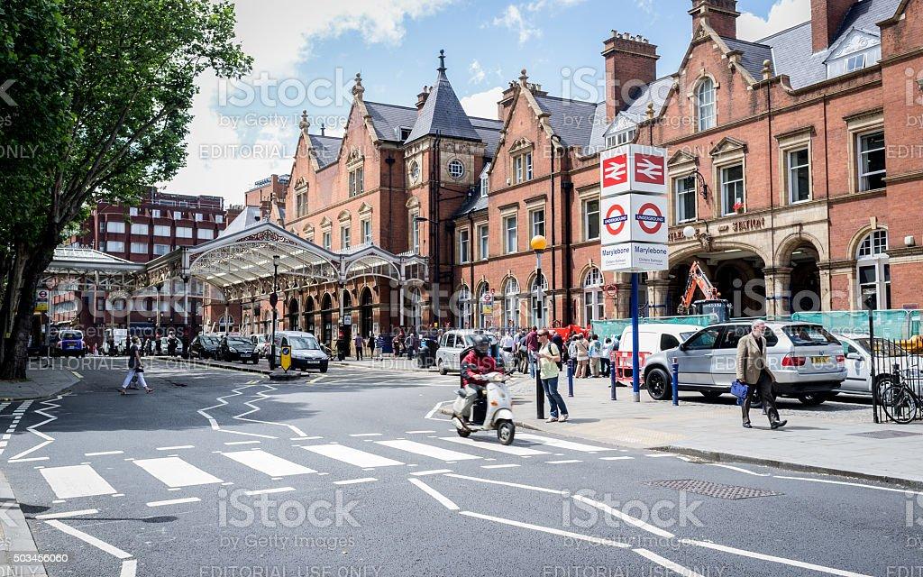 Bahnhof Marylebone, London – Foto