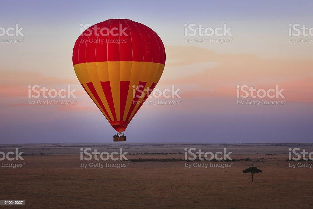 Masai Mara, Kenya-Hotair Balloon Safari – Foto