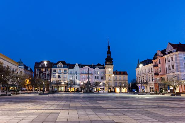 Masarykplatz in Ostrava – Foto