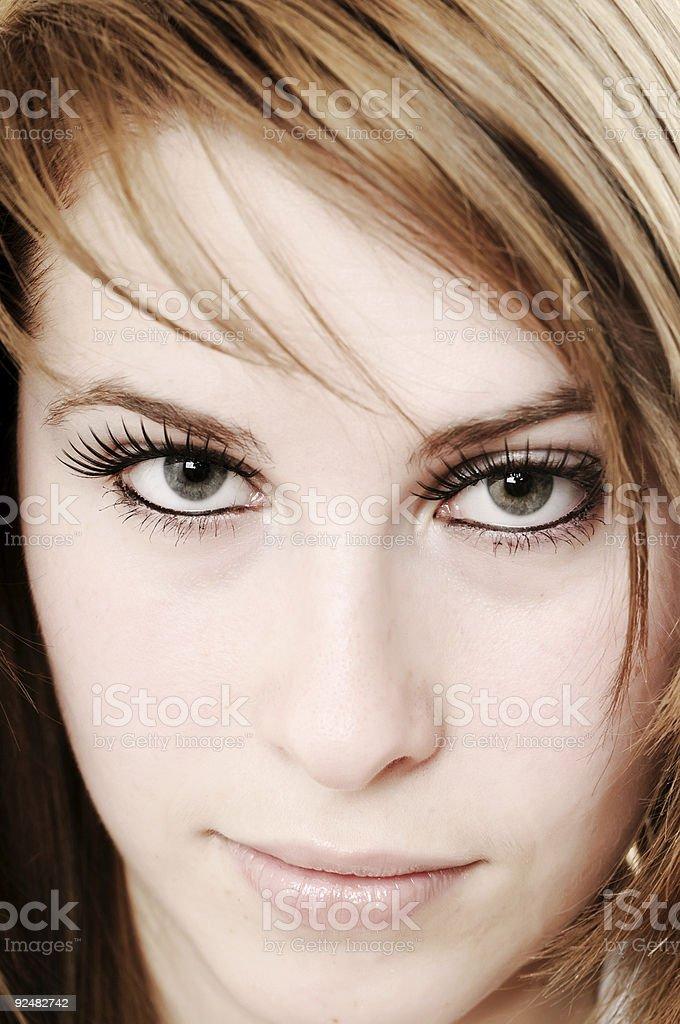 mascara royalty-free stock photo