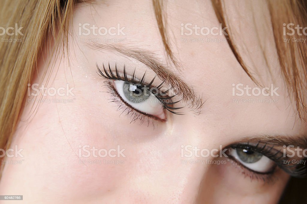 mascara royalty-free stock photo