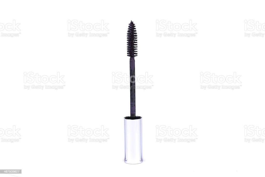 Mascara stick stock photo