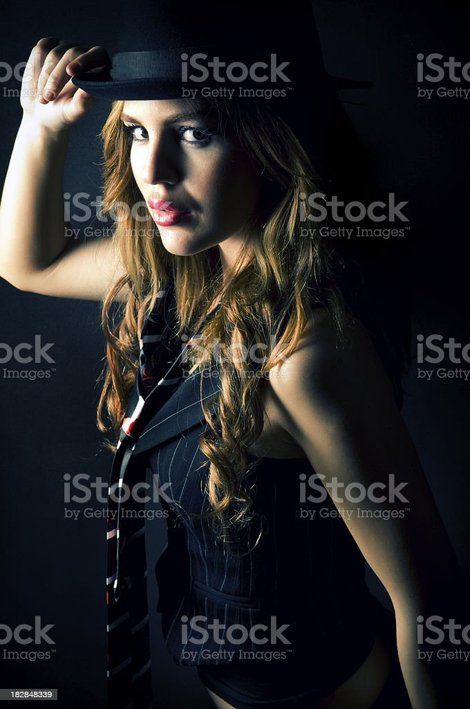 Masculine&Feminine stock photo