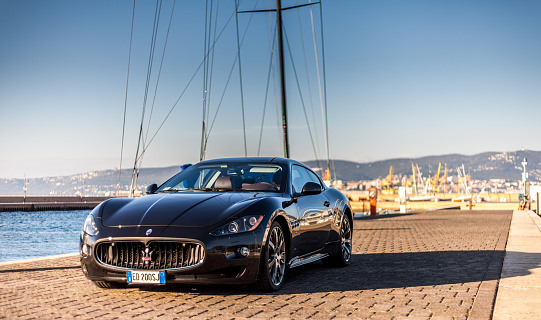Maserati Granturismo S Stock Photo - Download Image Now