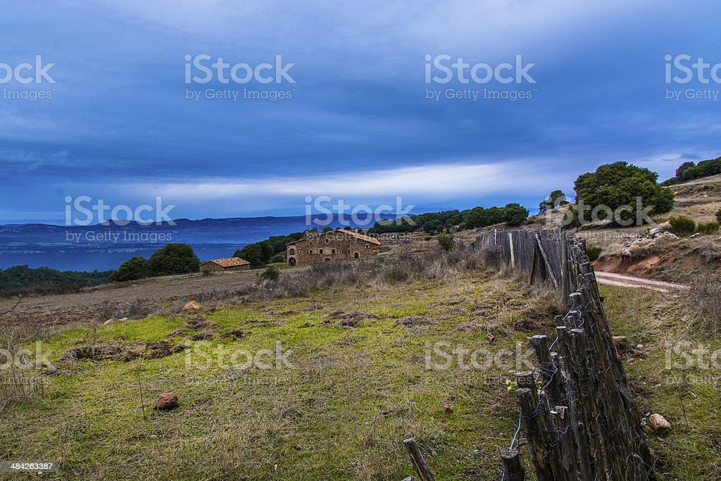 Masia stock photo
