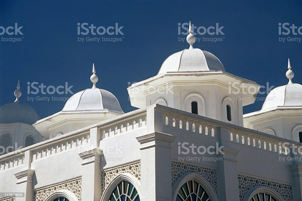 Masjid Abidin royalty-free stock photo