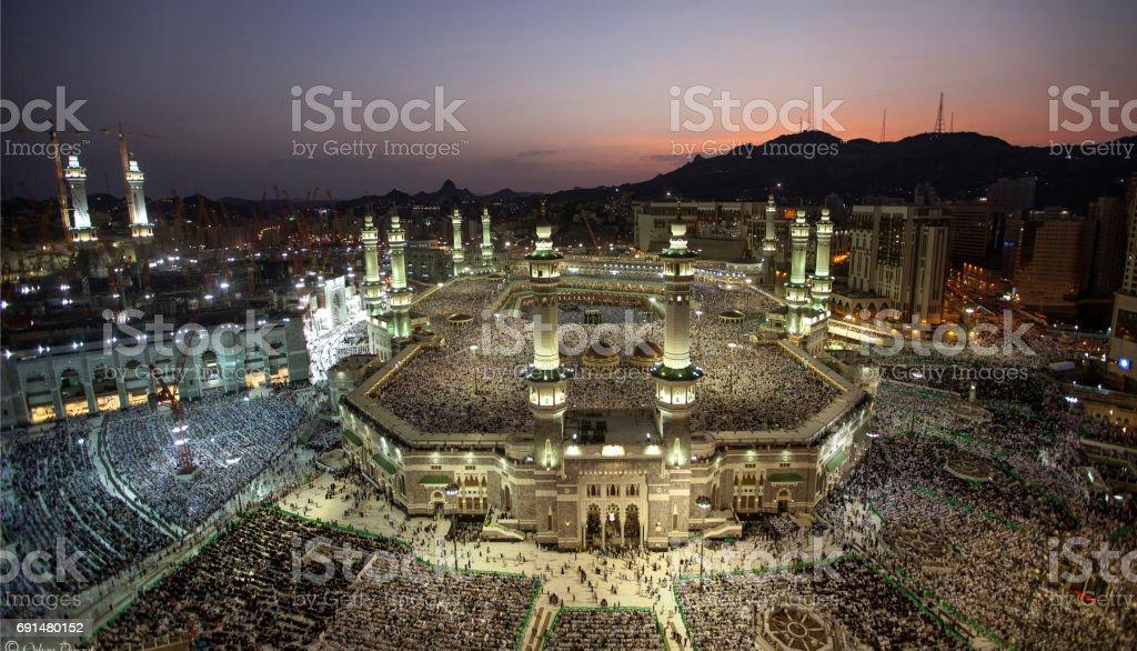 Masjid an Nabawi stock photo
