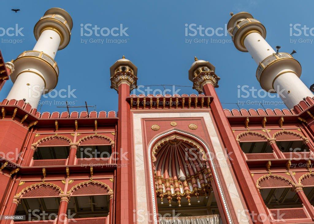 Masjid royalty-free stock photo