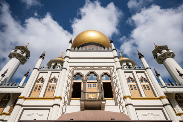 Sultan Mosque Mosque, Singapur – Foto