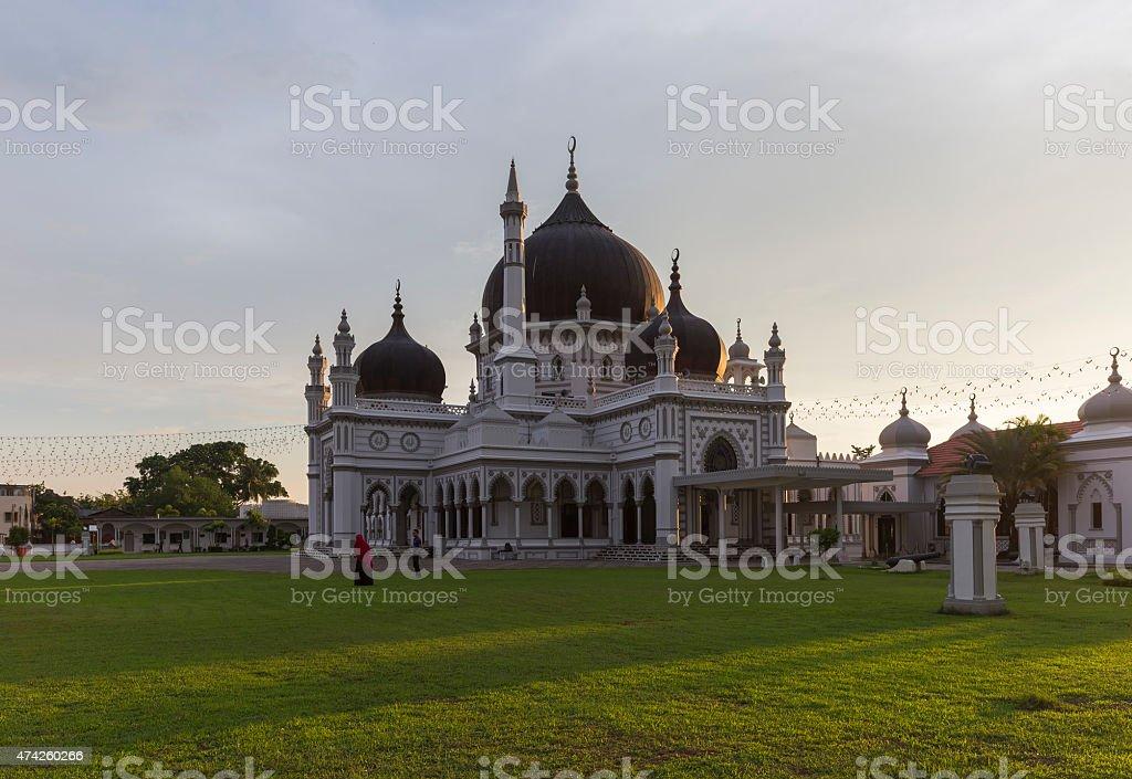 Masjid Zahir in Alor Setar city, Malaysia stock photo