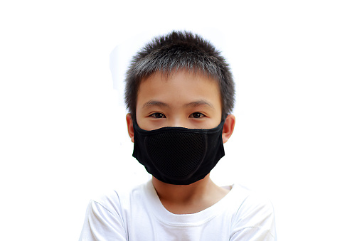 istock Mask protection concept 1209794134