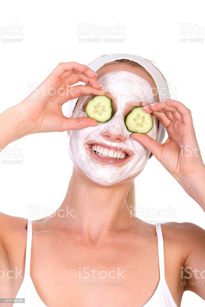 Maske royalty-free stock photo