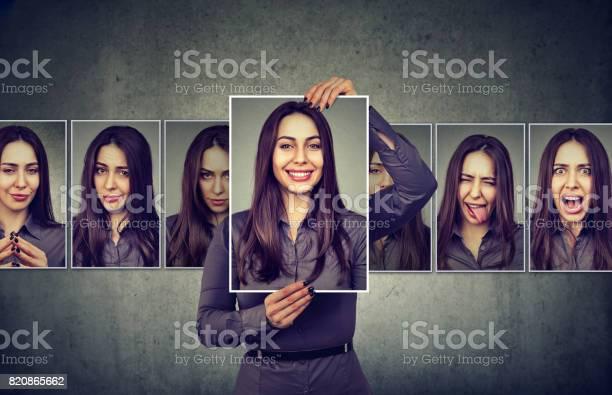 Masked woman expressing different emotions picture id820865662?b=1&k=6&m=820865662&s=612x612&h=9axatif4bqm9fvp943rqrkssh8qugiwylnyj6u smz8=