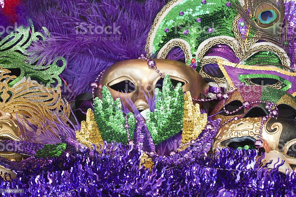 Masks for Sale royalty-free stock photo