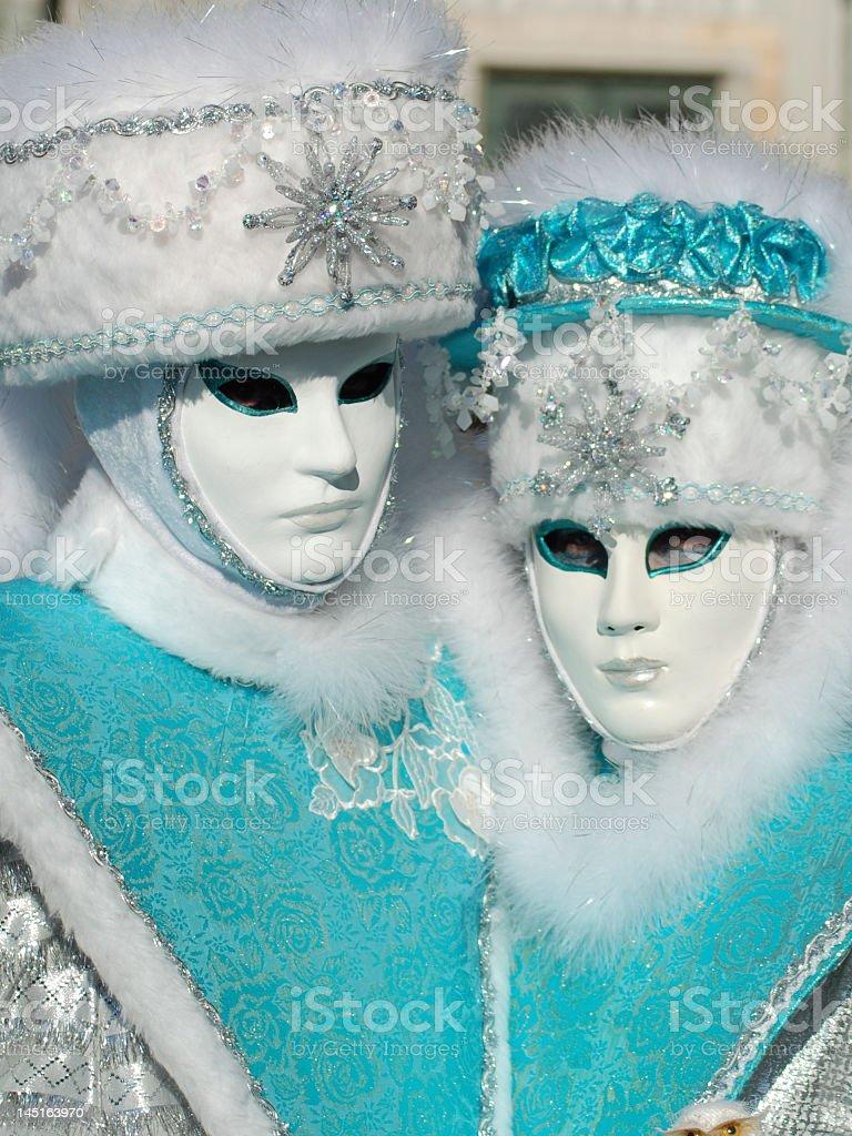 masks of venice2008 royalty-free stock photo