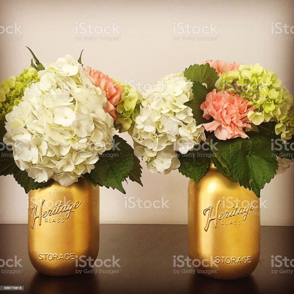 mason jar flowers picture id939775818