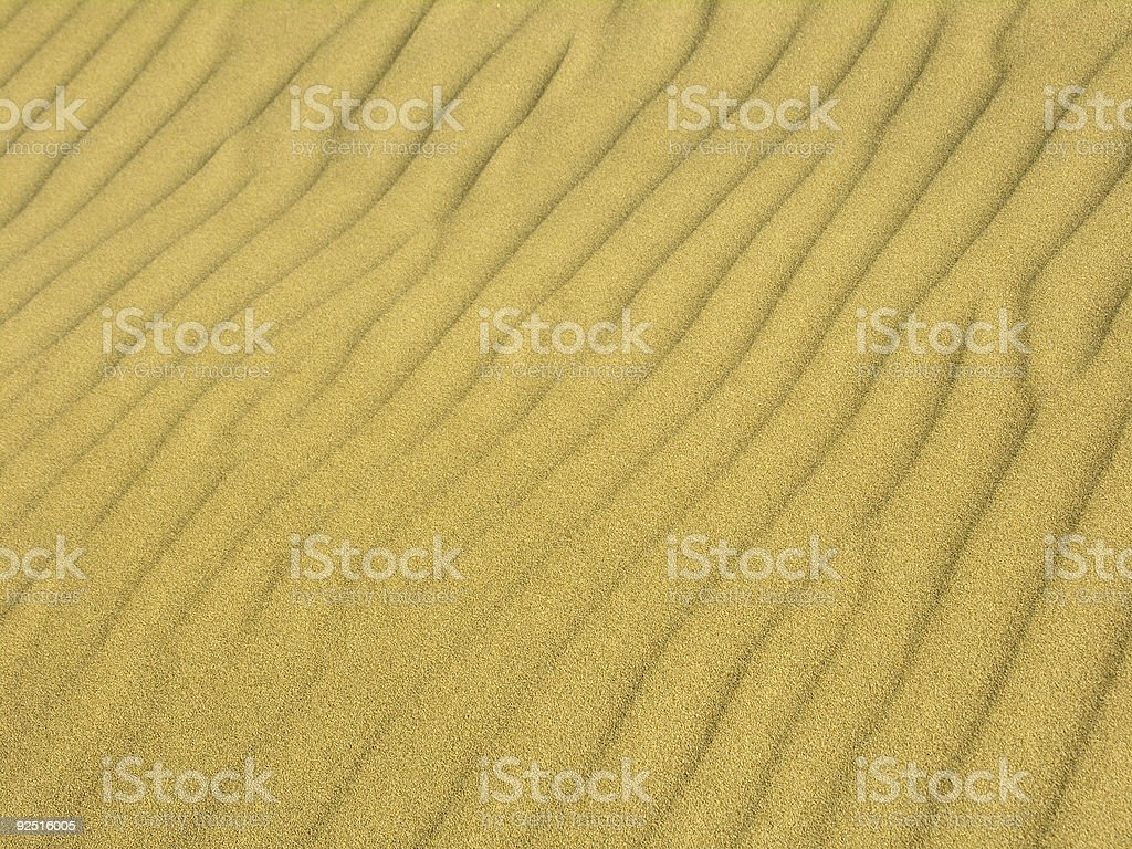 Maspalomas Dunes royalty-free stock photo