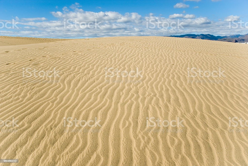 Maspalomas royalty-free stock photo