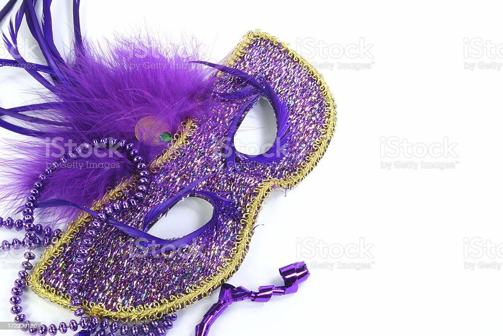 Masquerade Mask - Royalty-free Bead Stock Photo